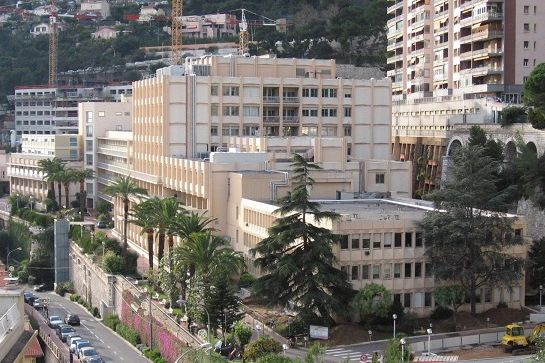 CENTRE HOSPITALIER PRINCESSE GRACE A MONACO