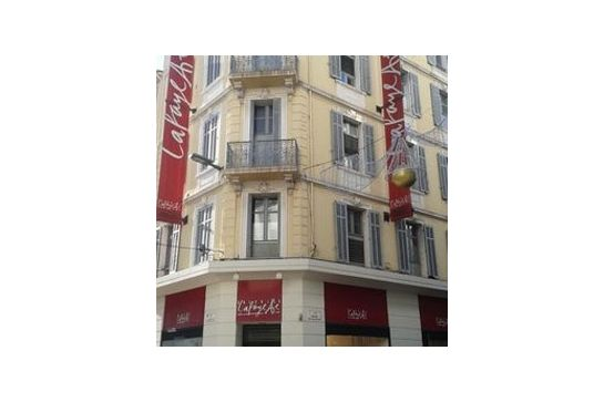 GALERIES LAFAYETTE – CANNES