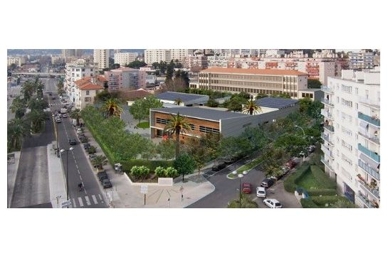 GROUPE SCOLAIRE NICE FLORE A NICE